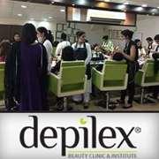 Depilex Half legs waxing