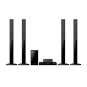 Samsung Appliance BlueRay Home Theater HT-F4550W