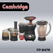 Cambridge Food Processor FP8476