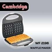 Cambridge Snacks Maker WF2196