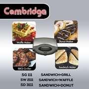 Cambridge Snacks Maker SW2111