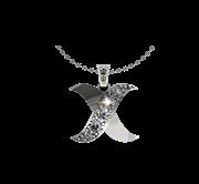 ARY Jewellers Silver Locket 01