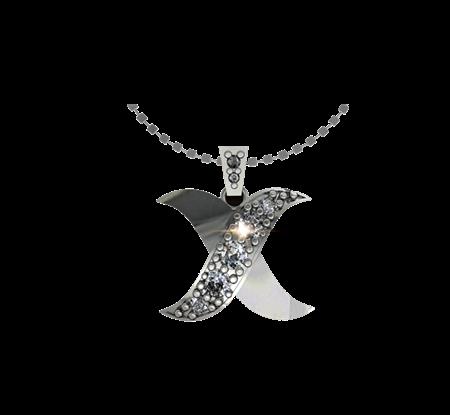 Buy ARY Jewellers Silver Locket 01  online