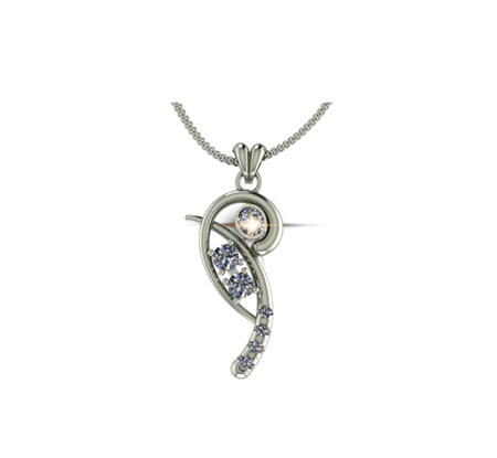 Buy ARY Jewellers Silver Locket L05  online