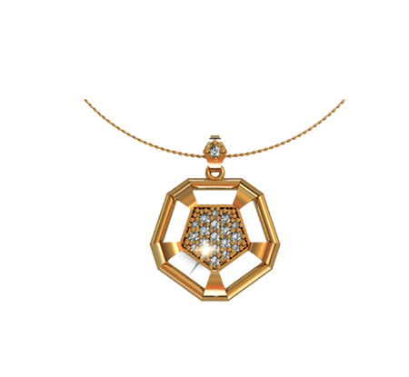 Buy ARY Jewellers Silver Locket L06  online