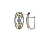 ARY Jewellers Silver Tops T008