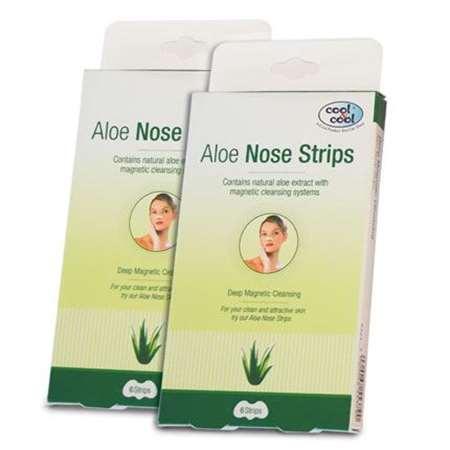 Buy Aloe Nose Strips 6's  online