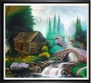 Shabih Artist Oil Painting SH-03