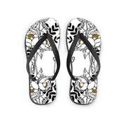 The WareHouse Flowers Art Printed Flip Flop