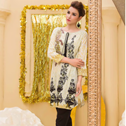 Pal Unstitched Printed Embroidered Lawn Shirt PLK-005
