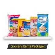 Grocery Item Package