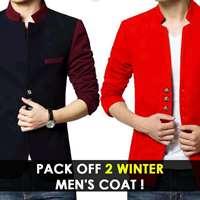 Pack off 2 Winter Men's Coat