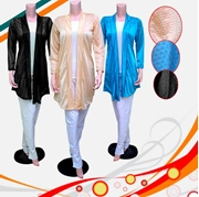 Special Diamond Deal Pack Of 3 New And Stylish Net Shrugs