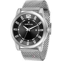 Daniel Klein DK10998 Steel Analog Watch For Men - Sliver