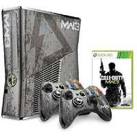 Xbox 360 Slim 320gb Call of Duty : Modern Warfare 3 Bundle - Limited Edition
