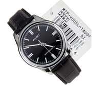 Casio MTP-V-005L  - Analog Watch For Men - Black