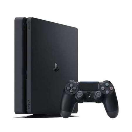 Buy Sony PlayStation 4 Slim 500GB - PAL - Black  online