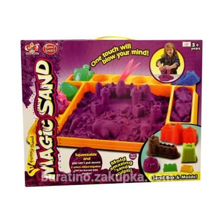 Buy Magic Sand With Amazing Molds (Large)  online