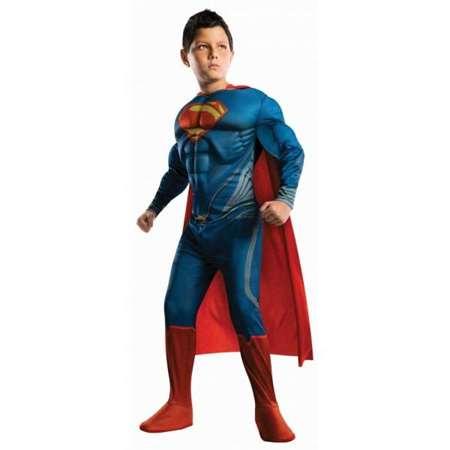 Buy Boys Deluxe Superman Costume   online