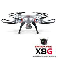 Syma X8G 2.4GHZ 4 Channel With 8mp HD Camera