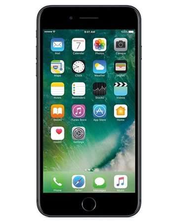 Buy Apple iPhone 7 - 32GB - Without Face Time - Black  online