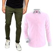 Pack Of 2 Pants & Shirt Pink