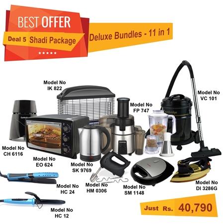 Buy Cambridge Shadi Package Deal 5  online