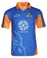 Karachi Kings Collar T-shirt