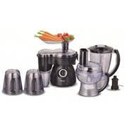 Absons Jumbo Food Factory With Extra Grinder 9 In 1 White