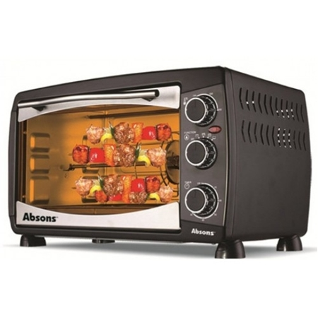 Buy Absons Oven Toaster Rotisserie With BBQ 28 Litres  online