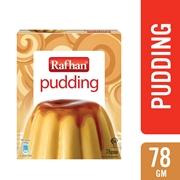 Rafhan egg Pudding 78GM