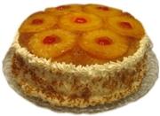 Pineapple Crunch Cake