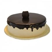 Italian Mocha Mousse Cake