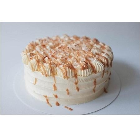 Buy Vanilla Caramel Crunch cake  online