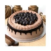 Eclair Cream Cake