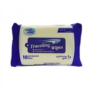 Travelling Wipes 10's