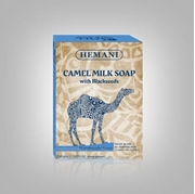 Hemani Camel Milk Blackseed Soap 150gm