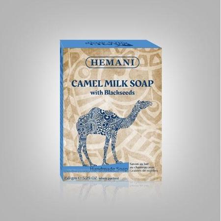 Buy Hemani Camel Milk Blackseed Soap 150gm  online