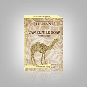 Hemani Camel Milk Honey Soap 150gm
