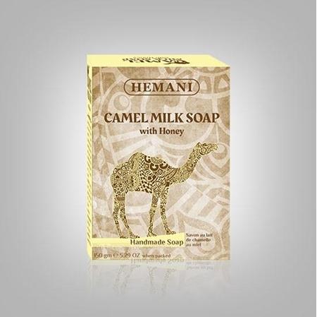 Buy Hemani Camel Milk Honey Soap 150gm  online