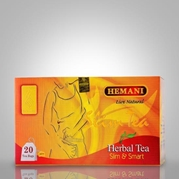 HEMANI SLIMMING + ENHANCED FORMULA TEA