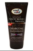 Regenerating Face Wash for Men Charcoal 150 ml