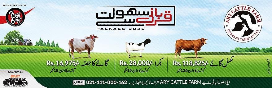 ARY CATTLE FARM 2020