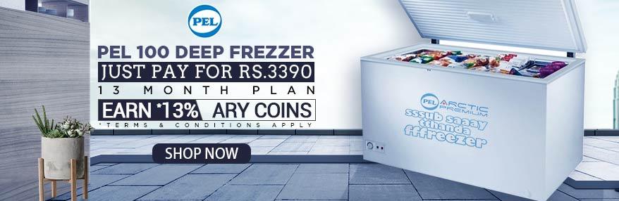 PEL Deep Freezer