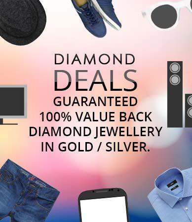 Diamond Hourly Deals Available At ARY Sahulat Bazar
