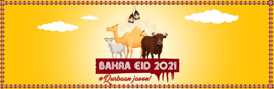EID UL ADHA 2021