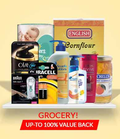 Online Grocery Available At ARY Sahulat Bazar