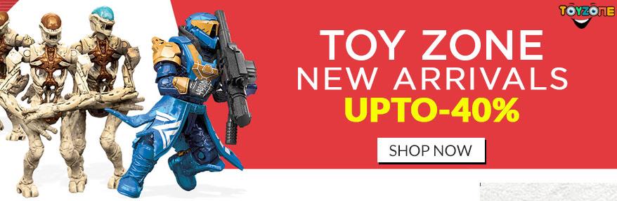 Toys Available At ARY Sahulat Bazar