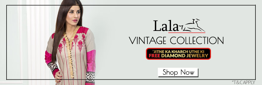 Lala Lawn Available At ARY Sahulat Bazar