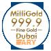 miligold logo